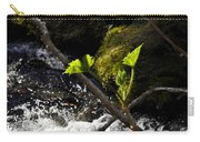 Beside The Waterfall Carry-all Pouch