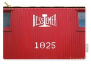 Bessemer Train Carry-all Pouch