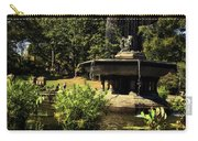 Bethesda Fountain - Central Park 2 Carry-all Pouch