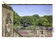 Bethesda Fountain V - Central Park Carry-all Pouch