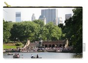 Bethesda Terrace And Fountian Nyc Carry-all Pouch