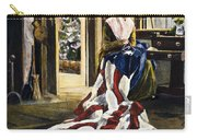 Betsy Ross (1752-1836) Carry-all Pouch