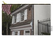 Betsy Ross House Philadelphia Pennsylvania Carry-all Pouch