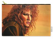 Bette Midler Carry-all Pouch by Paul Meijering