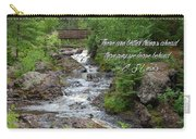 Better Things Ahead Carry-all Pouch