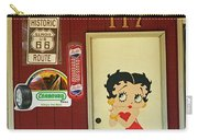 Betty Boop 2 Carry-all Pouch