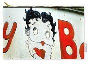 Betty Boop Herself Carry-all Pouch