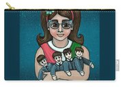 Betty Jeans Beatles Carry-all Pouch