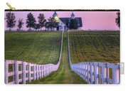 Between The Fences Carry-all Pouch