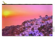Bewitched Sunset Carry-all Pouch