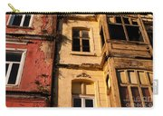 Beyoglu Old Houses 01 Carry-all Pouch