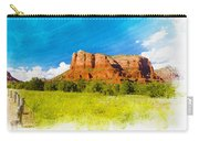 Beyond Boundaries  Carry-all Pouch