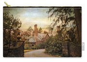 Beyond The Gates Carry-all Pouch by Jessica Jenney