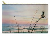 Beyond The Sand Carry-all Pouch by Hanne Lore Koehler