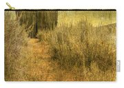 Beyond The Weeds Carry-all Pouch