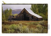 Beyond The Sagebrush Carry-all Pouch