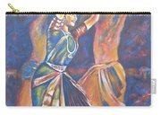 Bharatha Naatayam 3 Carry-all Pouch