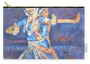 Bharatha Naatyam Carry-all Pouch
