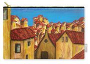 Biagi In Tuscany Carry-all Pouch