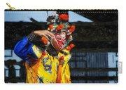 Bian Jiang Dancer Acanthus Carry-all Pouch