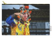 Bian Jiang Dancer  Pastel Chalk Carry-all Pouch