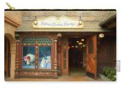 Bibbidi Bobbidi Boutique Fantasyland Disneyland Carry-all Pouch