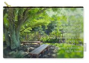 Bible Verse 01 Carry-all Pouch