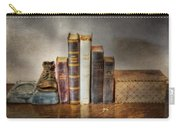 Bibles And Hymnbooks Carry-all Pouch by David and Carol Kelly