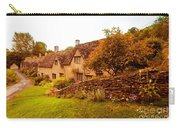 Bibury Almhouses Carry-all Pouch