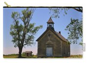 Bichet School In Marion County In Kansas Carry-all Pouch