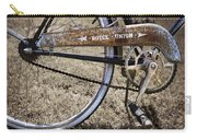Bicycle Gears Carry-all Pouch