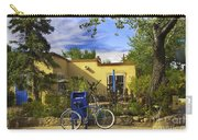 Bicycle In Santa Fe Carry-all Pouch