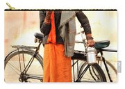Bicycle Man Carry-all Pouch