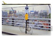 Bicycle Memorial Carry-all Pouch