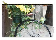Bicycle Plant Holder Carry-all Pouch