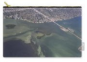 Bidr's Eye View Of Beautiful Miami Beachfront Carry-all Pouch