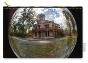 Bidwell Mansion Through A Glass Eye Carry-all Pouch
