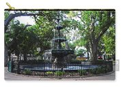 Bienville Fountain Mobile Alabama Carry-all Pouch
