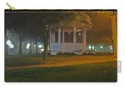 Bienville Square Grandstand In A Foggy Mist Carry-all Pouch
