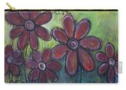 Big And Bright Daisies Carry-all Pouch