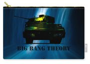 Big Bang Theory Carry-all Pouch by Bob Orsillo