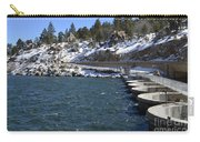 Big Bear Dam - California Carry-all Pouch