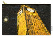 Big Ben At Night Carry-all Pouch