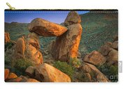 Big Bend Window Rock Carry-all Pouch
