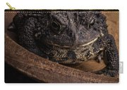 Big Black Toad Carry-all Pouch