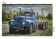 Big Blue Mack Carry-all Pouch