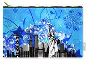 Big City Blues 4 Liberty Carry-all Pouch