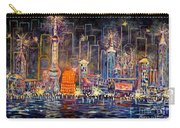 Big City Lights Carry-all Pouch