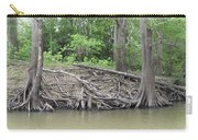 Big Cypress River Trees Carry-all Pouch