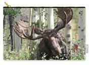 Big Daddy The Moose 3 Carry-all Pouch